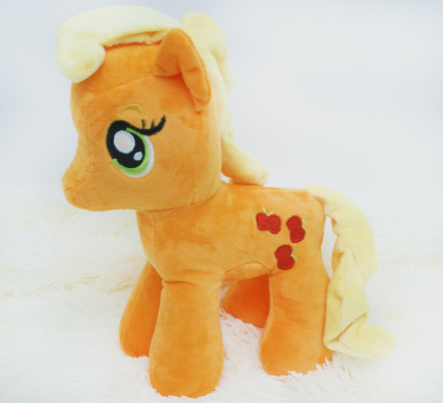 "Мягкая игрушка ""My Little Pony. Эпплджек (Applejack)"" 30 см"