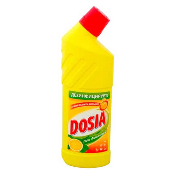 Дося жид. для чистки туалета 750мл. Лимон 3/16 (7503603)